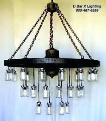 canning jar chandelier jar wrought iron canning jar chandeliers