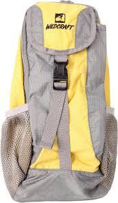 Wildcraft Pack Y 28 L Backpack Yellow Price in India Flipkart