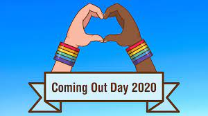 Coming Out Day 2020 | LGBT Youth Scotland