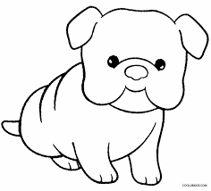 Small Picture Printable Puppy Coloring Pages For Kids Cool2bKids