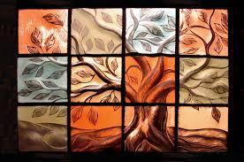 ceramic tile art tree. Brilliant Tree Tree Of Life Ceramic Wall Tiles Natalie Blake Studios Ceramic Tile Wall Art  Australia To Tile Art N