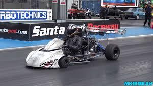 Go Kart Car Design This Go Kart Is Faster Than A Dodge Demon In The Quarter Mile