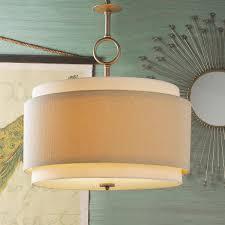 pendant lighting shades. Double Drum Pendant - Large Lighting Shades R