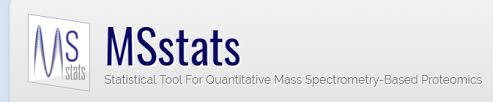News In Proteomics Research Msstats Way More Than Just Qc