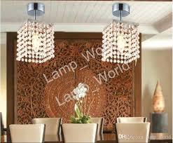 medium size of candice chrome and crystal semi flush mount chandelier nerisa 4 light french empire