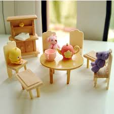 cheap dolls house furniture sets. wooden miniature 112 doll furniture kids toys dinning house dollhouse play model building educational funny nursery room set cheap dolls sets e