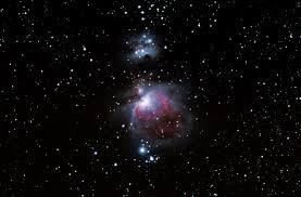 orion nebula m42 barn door tracker