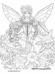 Fairy Coloring Pages For Adults And Dark Fairies Coloring Pages