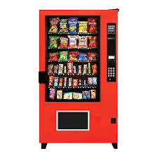 Ams Vending Machines Magnificent AMS High Security Outsider Snack Vending Machine