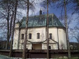 Sanktuarium NMP Królowej Rodzin w Ropczycach w mieście Ropczyce