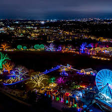 Festival Of Lights Hidalgo Tx These Holiday Celebrations Across Texas Will Get You In The