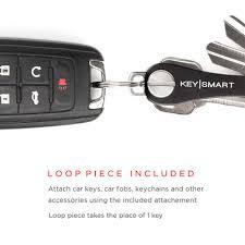 Loop Ring Included KeySmart Extended KeySmart Extended KeySmart Extended  KeySmart Extended