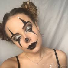 clown makeup and more looks