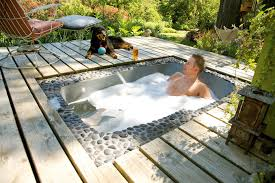backyard baths