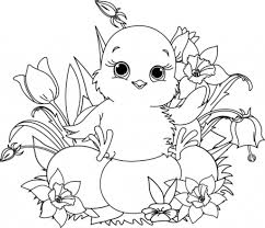 Free Printable Coloring Pages Easter Bunny L L L L