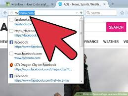 4 Ways To Open A Page In A New Window Wikihow