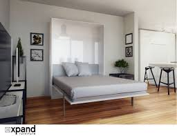 Pretty Prev Hover Compact Wall Bed Queen Size Expand Furniture Fing in  Modern Murphy Bed