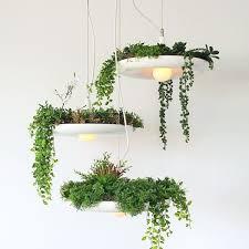 light el quality pot directly from china pot melting suppliers modern nordic art creative aluminum plant flower pot hanging pendant light
