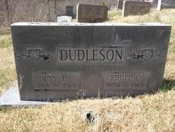 Ida Daniels Dudleson (1918-1963) - Find A Grave Memorial
