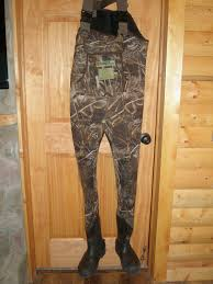 Itasca Marsh King Waders Size Chart Gander Mountain Max 5 Hunting Fishing Waders Size 8 3 5mm 600 Gram Thinsulate