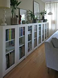 billy bookcases with glass doors perfect for a small room b c so narrow bookcase uk bookshelf with doors black