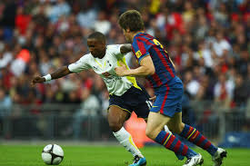 Image result for barcelona vs tottenham