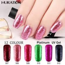 Huration Топ <b>Гель</b>-<b>лак</b> Platinum 7 мл <b>супер</b> блестящие Цвет гель ...