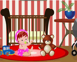 baby room decorating games best baby decoration