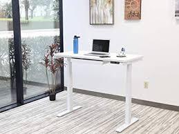 Home office standing desk Diy Motionwise Sdg48w Electric Standing Desk 24x48 Home Office Series 28quot Amazoncom Amazoncom Motionwise Sdg48w Electric Standing Desk 24x48 Home