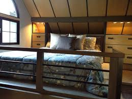 Small Picture A Sleeping Loft You Can Stand Up In Tiny House