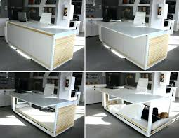 bed with office underneath. Bed Office Desk Chained To Your Bunk With Underneath R