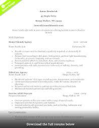 Sample Resume Of Health Care Aide Luxury Pics Of Home Health Care Aide Resume Sample Business Cards 23