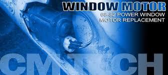 1968 1982 power window motor replacement corvette magazine corvette window motor lead