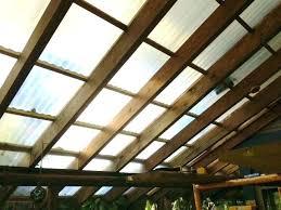 translucent corrugated plastic tuftex polycarb polycarbonate roof panel
