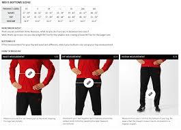 Adidas Cycling Jersey Size Chart Adidas Size Guide