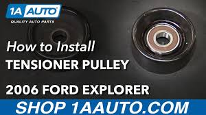further How do you replace serpentine belt tensioner on 2001 nissan altima as well  together with 2004 Toyota Tundra Serpentine Belt Tensioner Pulley   Bearing also Suzuki SX4 Belt tensioner  idler pulley and drive belt replacement as well Smooth Idler Pulley   Serpentine Belt   Replacement   YouTube also  also How to loosen drive belt tensioner on 2007 Toyota Corolla    Motor moreover Tundra 5 7L Serpentine Belt Tensioner Pulley Replacement also  in addition Mercedes W211 Idler Pulley Replacement   YouTube. on serpentine belt tensioner pulley repment