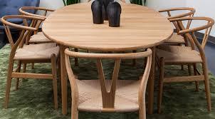 hans wegner wishbone chairs. see the wishbone at danish design store showroom hans wegner chairs i