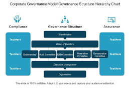 Executive Hierarchy Chart Corporate Governance Model Governance Structure Hierarchy