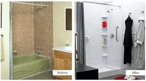 bath to shower conversion clawfoot tub shower conversion kit home depot