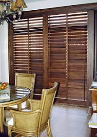 wood sliding patio doors. Custom Finish Wood Color On Hollywood Sliders - Shutters Canada Sliding Patio Doors