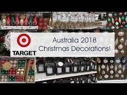 target australia christmas decorations