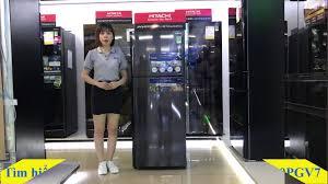 Tìm hiểu Tủ lạnh Hitachi năm 2020 Model H310PGV7 - YouTube