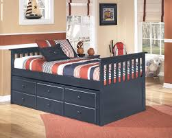 Zoom Room Bed Reviews Leo Twin Captains Trundle Bed The Brick