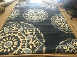 lot of bay coastal indoor outdoor area rug hampton rugs diamond 7 8