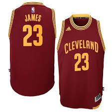 lebron basketball. youth cleveland cavaliers lebron james burgundy swingman basketball jersey lebron
