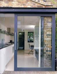modern exterior sliding doors. Glass Sliding Doors Exterior On Modern Home Decoration Plan P32 E