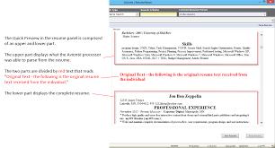 Resume Parsing Software Free Resume Parsing Software Free Bongdaao Com 24 BIG HELP Desk CV 24 3