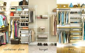 Clothes Closet Ikea Bedroom Clothes Storage Closet Storage Systems