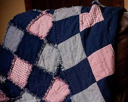 Crafting a Rag Quilt &  Adamdwight.com