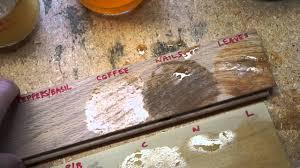 materials poplar wood. Vinegar Stain Results On Oak And Poplar Materials Wood